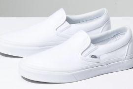 "Sepatu Vans putih laris manis berkat ""Squid Game"""