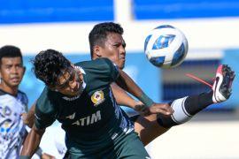 Kalimantan Timur lanjutkan petulangan dalam sepak bola putra PON Papua