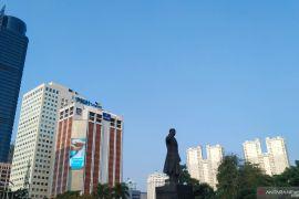 """Savings"" Jakarta for the blue sky"