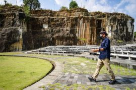 Menparekraf wants Breksi Cliffs in Jogja to be known as world heritage