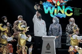 Sandiaga: WJNC is not inferior to a world-class carnival