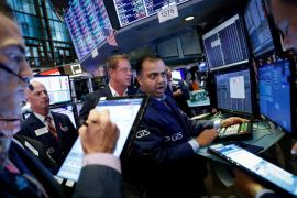 Wall Street opens shaky, on disappointing US jobs data