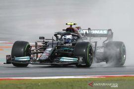 Valtteri Bottas start terdepan balapan F1 Turki