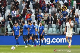 Taklukan Belgia 2-1, Italia jadi juara ketiga UEFA Nations League