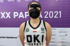 Jesslyn Angelique: hidung patah tak mengapa, raih perunggu PON Papua