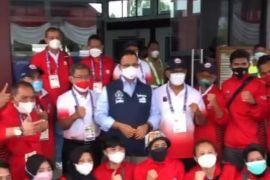 Anies terbang ke Jayapura tinjau atlet DKI