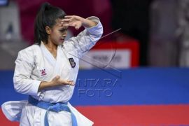 Karateka Sulsel juarai kata perorangan putri PON XX Papua Page 1 Small