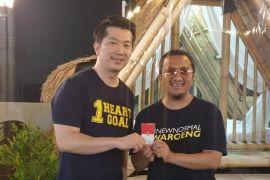 Yusuf Mansur gaet Lotus Archi perkenalkan investasi emas ke pesantren