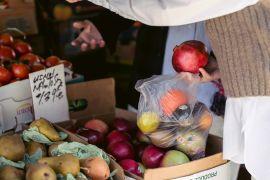 Prancis larang kemasan plastik untuk buah dan sayur