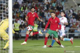 Kualifikasi Piala Dunia Zona Eropa:  Portugal kalahkan  Luksemburg 5-0, Ronaldo hat-trick