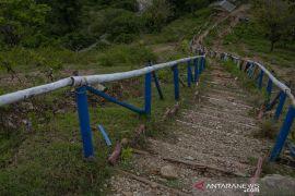 Pembukaan Kembali Obyek Wisata Tangga Seribu di Balane Sigi Page 2 Small