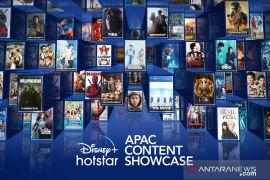 Disney+ Hotstar hadirkan konten eksklusif Indonesia dan Asia Pasifik