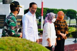 President inaugurates Pelindo merger, infrastructures in NTT