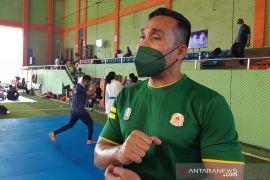 Legenda karate Umar Syarief bicara soal raja baru kumite +84kg