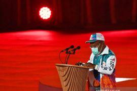 Papua Governor Enembe bids adieu to PON