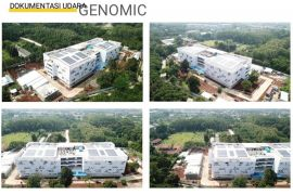 BRIN builds genomics research center for life, environmental science