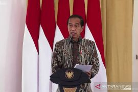 Report book on Widodo administration's achievements in Papua released