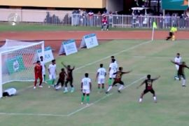 Papua targetkan sapu bersih emas sepak bola
