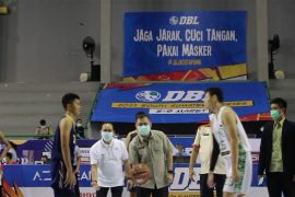 Kompetisi bola basket pelajar DBL digelar mulai 7 Oktober