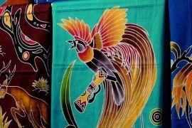 PON Papua tingkatkan penjualan batik Bumi Cenderawasih
