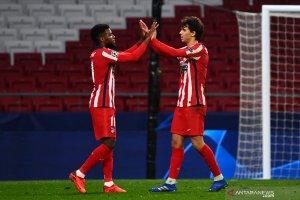 Atletico Madrid menang atas Salzburg