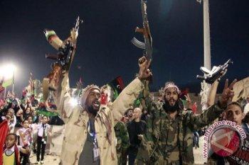 10.000 lebih gerilyawan Suriah bertempur di Libya
