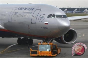 Aeroflot ke Bali, hari Minggu evakuasi warga Rusia