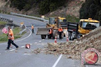 Gempa guncang Selandia Baru dua hari berturut-turut