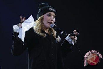 Madonna ikuti aksi protes kematian George Floyd
