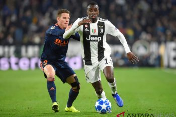 Blaise Matuidi resmi merapat ke klub AS milik David Beckham, Inter Miami
