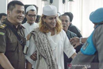 Habib Bahar bin Smith tetap jalani masa tahan di Lapas Cibinong
