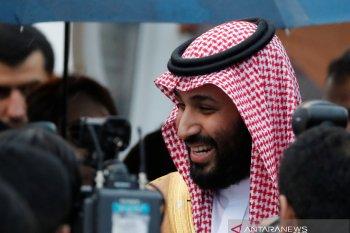 PM Israel bertemu Putra Mahkota Saudi dan Menlu AS