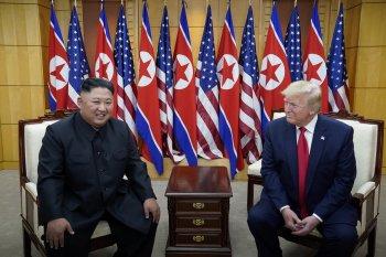 Trump ingin lanjutkan pertemuan dengan Korea Utara