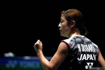 Marin bertekuk lutut hadapi Okuhara di final Denmark Open 2020