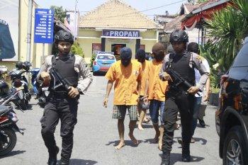 Polres Ngawi ungkap 25 kasus kriminal, 30 tersangka ditangkap