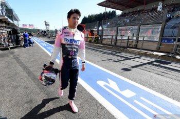 Pebalap tim Racing Point  Perez tunggu hasil tes COVID-19 untuk bisa balapan di Silverstone
