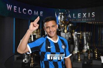 Inter Milan telah resmi merekrut Alexis Sanchez dari MU