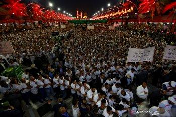 Sejumlah peziarah Syiah Irak positif corona sepulang dari Suriah