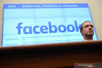 Facebook diminta hapus unggahan Presiden Trump