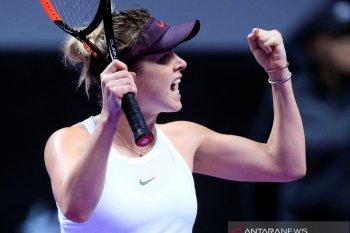 Petenis Svitolina melenggang ke babak kedua French Open