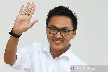 Stafsus Presiden Aminuddin Ma