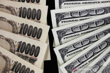 Dolar AS di kisaran paruh bawah 104 yen di awal perdagangan di Tokyo