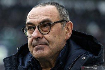 Maurizio Sarri resmi dipecat setelah Juve tersingkir dari Liga Champions