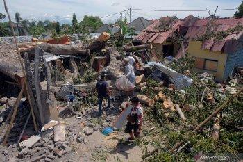 BPBD Denpasar: waspadai badai La Nina
