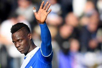 Presiden Brescia berharap Balotelli tinggalkan klubnya