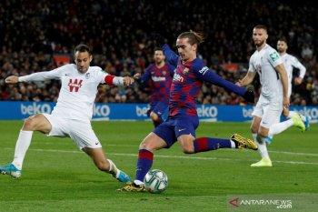 Barcelona konfirmasi cedera Griezmann