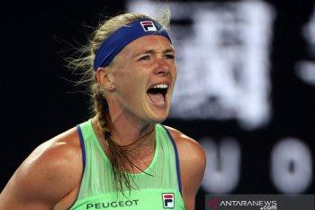Petenis putri papan atas Belanda, Kiki Bertens turut mengundurkan diri dari US Open