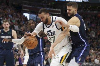 Utah Jazz boyong peralatan kebugaran  ke Orlando