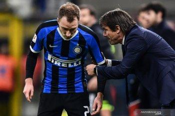 Liga Italia: Conte tegaskan komitmen lanjutkan  proyek tiga tahunnya di Inter