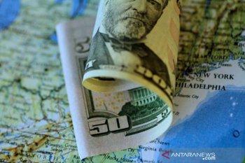 Dolar AS menguat terangkat sejumlah data ekonomi positif